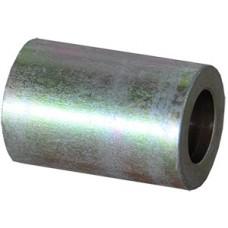 Муфта обжимная 1SN DN06, внут.диаметр-13,3mm, длина-25mm, оцинк.сталь                                                                        HOR 31020