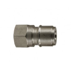 Ниппель С3 OR (PA ARS 350), 400bar, 3/8внут, нерж.сталь MTM