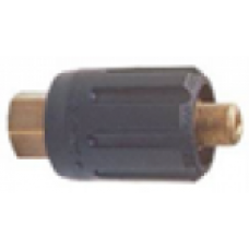Регулятор давления для пистолета, 280bar, 30l/min, вход-1/4внеш, выход-1/4внут PA