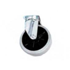 Колесо маленькое для пылесосов на тележке 03722  KTRI S (02559/BL)