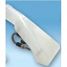 Насадка половая (влажная уборка) для химчистки (набор-трубка изогнутая, трубка изогнутая с курком, прямая трубка, насадка с шлангом для химии, стяжки резиновые), 36 мм 72123 SPPV (2725R)