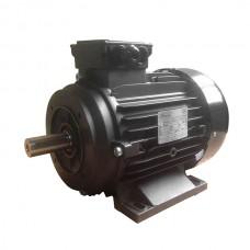 Электродвигатель RAVEL H112 HP 7.5 4P MA AC KW 5,5 4P (внешний вал, Италия)