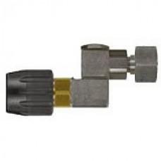 Форсункодержатель вращающийся для копья (для KARCHER), 310bar, М18внут - 1,5внут (для KARCHER), нерж.сталь R+M 200330600