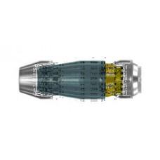 Турбонасадка 20035, 250bar, вход 1/4внут R+M 200357535