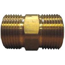 Переходник 1/2внут-1/2внут, 400bar, нерж.сталь R+M 51859
