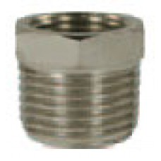 Переходник 3/4внеш - 3/8внут, 250bar, нерж.сталь R+M 57569