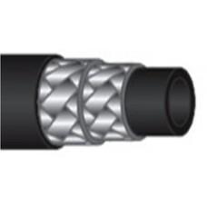 Рукав - шланг ВД двухоплёточный, (EU) 2SN-08, 400bar (цена за 1метр) R+M 30153