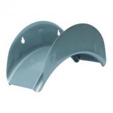 Настенный держатель для шланга 30-40m, ДxВxШ=280x140x130mm, краш.сталь R+M 11005