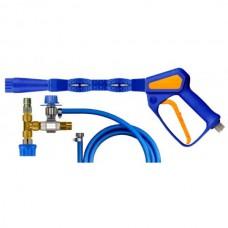 Набор для пены easywash365+, 250bar (пенокопье, инжектор, дозирующий вентиль, шланг) R+M 200160720