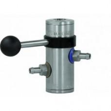 Инжектор ST-167 с доз. вентелем ST-161, 350bar, 1/2внут-1/2внут, D=1,2mm, нерж. сталь R+M 200167600