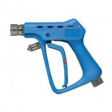 Пистолет среднего давления ST-3100, 60bar, 100l/min, 150°C, 1/2внут-ST 3100 муфта, нерж.сталь R+M 203100810