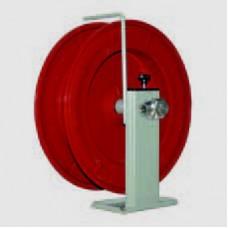 Барабан инерционный STK, 300bar, вместимость шланга 15mm(D внеш) до 24m, 3/8внут-3/8внут, крашен.сталь R+M 76020