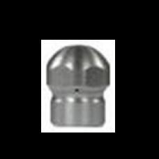 Форсунка каналопромывочная (с боем вперед и назад, вход 1/8внут, 1х3 отверстие, размер 035)
