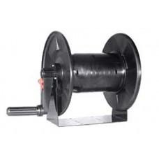 Катушка для шланга высокого давления (пластик/латунь), вместимость 20m, 280bar PA