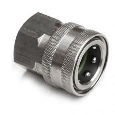 Муфта-байонет PA ARS 220, 250bar, 3/8внут, оцинк.сталь PA