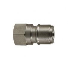 Ниппель PA ARS 350 (R+M 40005482), 390bar, 1/4внут, нерж.сталь PA