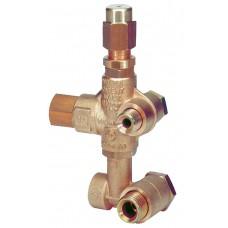 Регулятор давления VB 75 для ROYAL PRESS, 250bar, 30л/мин, подключение 3/8внут-1/2внеш, выход 3/8внут PA