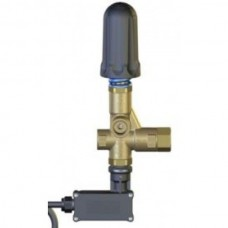 Регулятор давления VB 8 с микровыключателем, 250bar, 30л/мин, подключение 3/8внеш-3/8внут, bypass 3/8внут РА