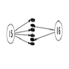 Сальник для поворотной муфты 26.0005 - 15 MTM