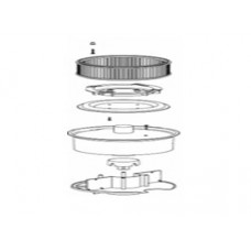 Фильтр с пеногастителем всборе 200 idro 04471 KTRI S (R6288)