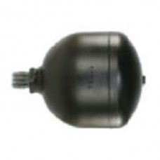 Гидрокомпенсатор (демпфер) 0,21L для АВД, 25-220bar, 3/8внеш R+M 1893212
