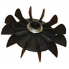 Крыльчатка для мотора T 112L4 B3B14 KW 7,5/4P