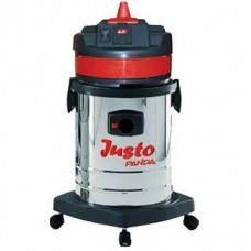 """Пылесосы для строительных работ 504 JUSTO PANDA (с розеткой, 1,5кВ ,с розеткой 1,5кВ, система """"циклон"""", без использования мешков для мусора) 07057 ASDO"""
