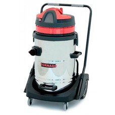Пылесос для влажной и сухой уборки Soteco TORNADO 600 MARK NX 3FLOW Inox
