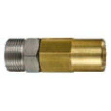 Вращ. соединения ST-301, 350bar, нерж.сталь/латунь, 1/4внут-M22х1,5внеш