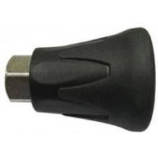 Пластиковая защита форсунки, 400bar, 1/4внут, оцинк.сталь R+M 51905