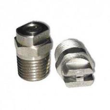 Форсунка 25034 (сила удара-100%), 1/4внеш, нерж.сталь R+M 61780
