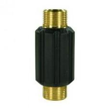 Соединительная муфта для шлангов ВД с изоляцией, 280bar, М22:М22, латунь
