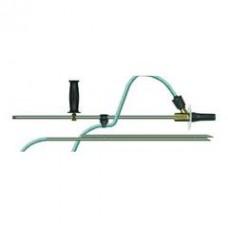 Пескоструйная насадка 045, ST-55 профессиональная 600mm для PORTOTECNICA, всасывающий шланг 5m, 200bar, вход М22х1,5внеш
