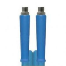 Шланг низкого и среднего давления 20m DN12, 80bar, 1/2внеш - 1/2'внеш, -40°C - +150°C, арматура нерж.сталь R+M 4900460209