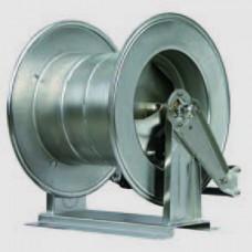 Барабан инерционный R+M 434, 300bar, шланг 14-21m, 1/2внут-1/2внут, нерж.сталь